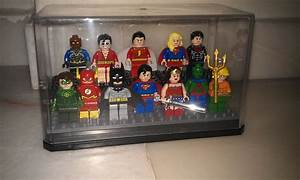 My Lego Justice League, took me awhile to get these ...