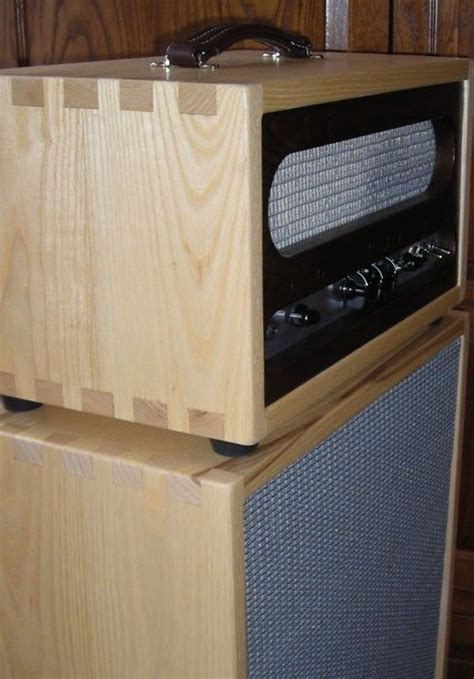 Lifier Cabinet Design by Crafted Custom Cabinet By Burch Guitars Burch