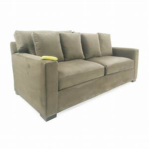 Who makes crate and barrel sofas smileydotus for Sectional sofa bed crate and barrel
