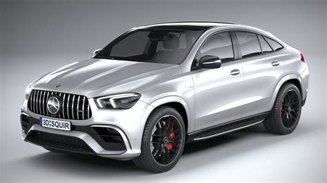 Spotted for the first time in kortri. Mercedes-Benz GLE 63 AMG Coupe 2021