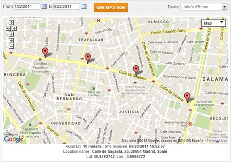 track phone location how to tracking a cell phone location