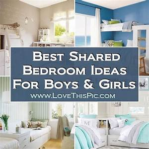 girl and boy shared bedroom ideas Psoriasisguru com