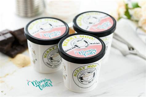 Lactation Ice Cream Dark Chocolate Mommy Treats