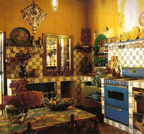 mexican style kitchen uprintid