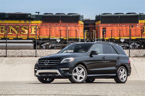 #3 out of 20 in 2014 luxury midsize suvs. 2015 Mercedes-Benz ML400 4Matic First Test - Motor Trend