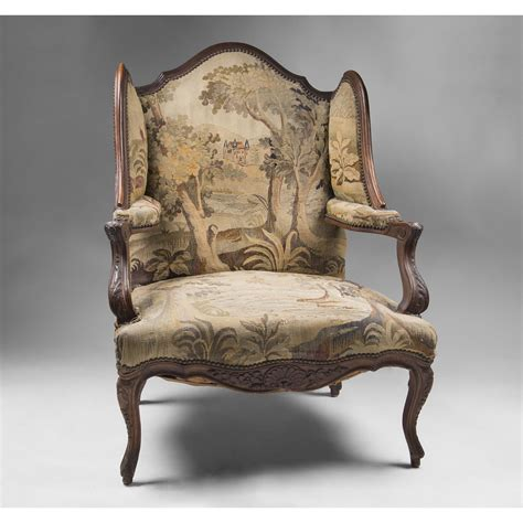 fauteuil louis xv occasion early 19th c walnut louis xv fauteuil en confessionnal or from piatik on ruby