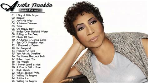 aretha franklin respect the best of aretha franklin greatest hits best songs of aretha