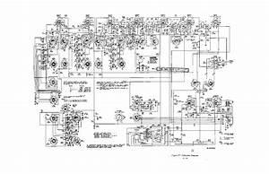Rca Cr88 Communications Receiver Sch Service Manual Download  Schematics  Eeprom  Repair Info