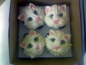 kitty cat cupcakes cutest cat cupcake cake cupcake ideas
