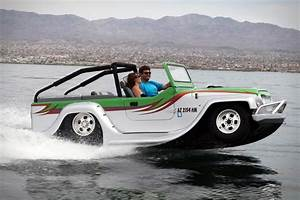 Watercar Panther  Finally  Driving In Water Is A Reality
