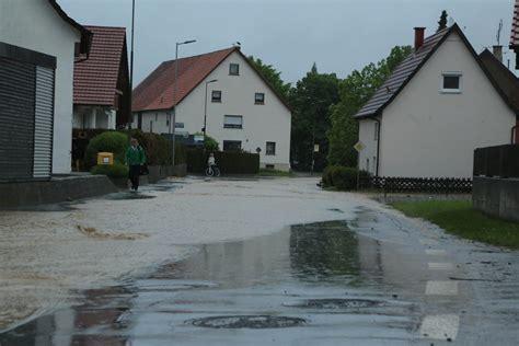 wetter biberach baden maselheim eine ortschaft wird 252 berflutet unwetter im