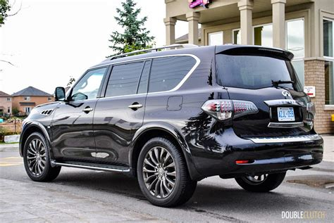 2018 Infiniti Qx80 Limited Review Doubleclutchca