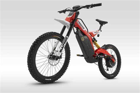 First Batch Of Bultaco Brinco R Electric Trail Bikes To