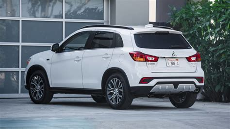 2017 Mitsubishi Asx Receives Update At New York