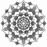 Mandala Coloring Pages Soothing Cool Unique Mandalas Relaxing Lot Patterns Very Adult Perfect Relaxation Harmonious sketch template