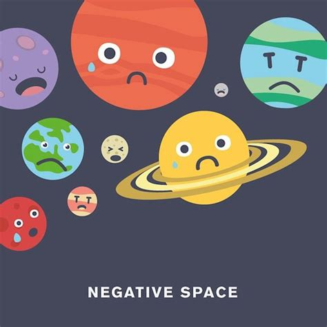 puns visual pun punny pixels space illustrations illustrated negative smile bad funny clever wordplay cute instagram week phrases series vacuum