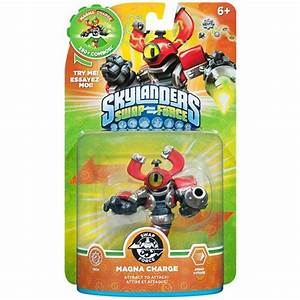 Skylanders Swap Force Character Pack Magna Charge
