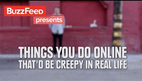 normal     creepy  real life video
