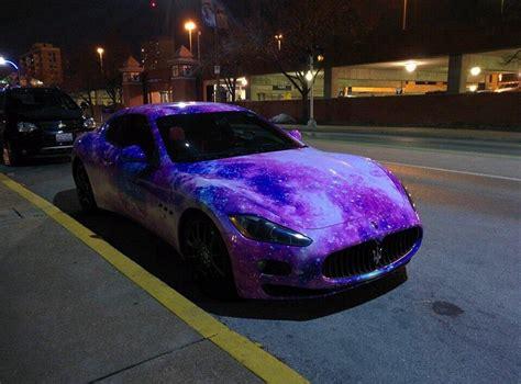 galaxy car paint galaxy cars motorcycles pinterest