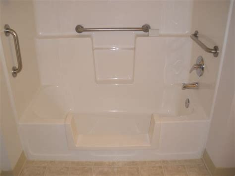 Tub Cut Out by Ellett Homes Is Your Treasure Valley Certified Aging In