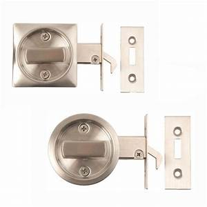 Buy sliding door bathroom hook lock sss for How to fix a bathroom door lock