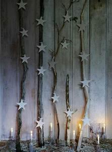 Deko Mit Sternen : rustikale dekoration ste dekoriert mit sternen ~ Lizthompson.info Haus und Dekorationen