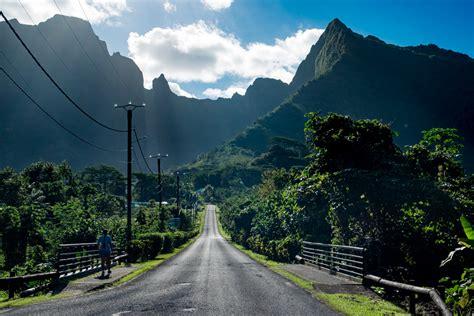 Exploring French Polynesia The Sandy Feet