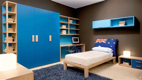Home Kitchen Ideas - bedroom beautiful small kids bedroom design idea with blue for kid bedroom design ideas bedroom