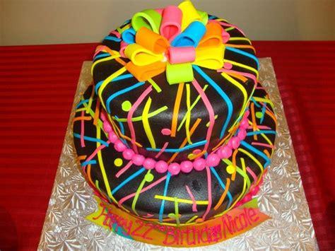 22nd Birthday Cake Ideas