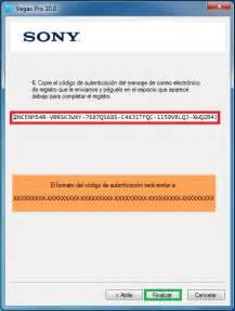 Sony Vegas Pro 11 Authentication Code