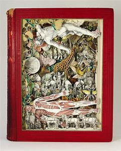 New sculptural collages made from antiquarian books by for New sculptural collages made from antiquarian books by alexander korzer robinson