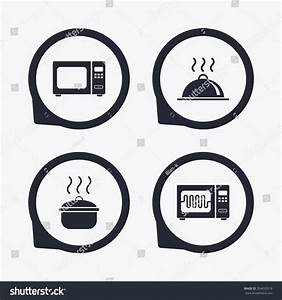Image Gallery Microwave Symbol