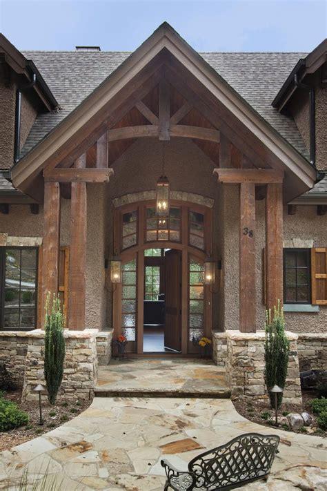 skytop estate front door designs styles mountain