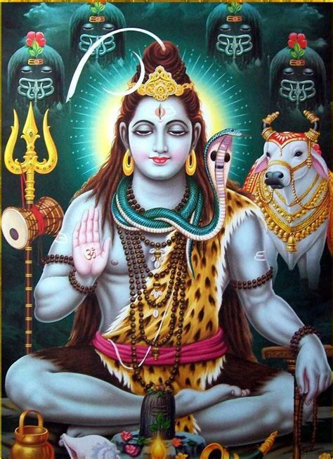 Lord Shiva Images [wallpapers] & God Shiva Photos In Hd