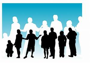 Family Silhouettes - Download Free Vector Art, Stock ...