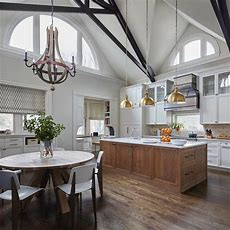 43 Best Vaulted Ceilings Kitchen Ideas Images On Pinterest