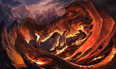 Blue Eyes White Dragon Background Digital Dragon Art By Alectorfencer Digitalart Io