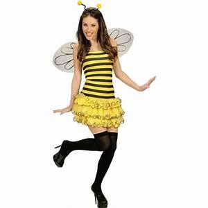Kostüm Biene Kind : flottes bienen kost m 3 teilig f r damen ~ Frokenaadalensverden.com Haus und Dekorationen