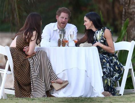 prince harry invites meghan markles parents  meet
