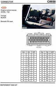 Td5 Wiring Diagram - Defender Forum - Lr4x4