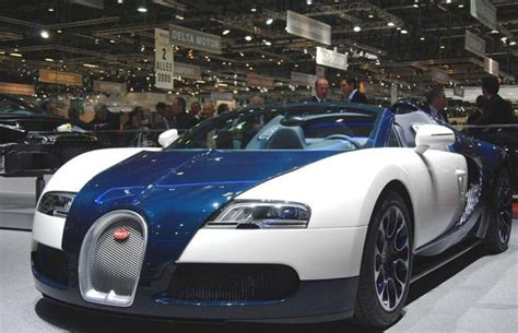 Bugatti Veyron History by Royal Blue Carbon The Complete History Of The
