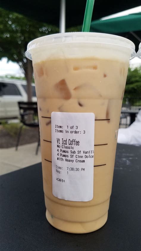 Coffee with milk and sugar dunkin donuts, iced coffee with milk and sugar (1 serving) calories: This low carb iced coffee order at Starbucks was PERFECT ...