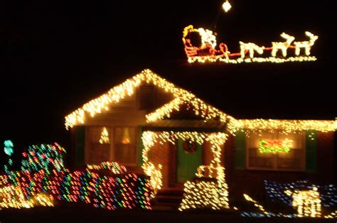 rooftop santa and sleigh photo challenge did you see santa claus just landed on your roof top