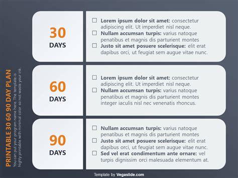 printable    day plan powerpoint template vegaslide