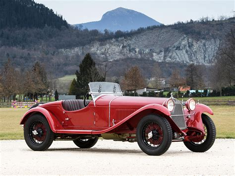 vintage alfa romeo 6c all about antique vintage and pre war cars prewarcar