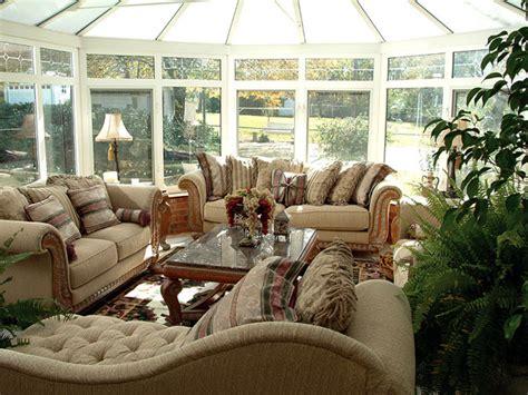 Sunroom Decorating Ideas  Dream House Experience