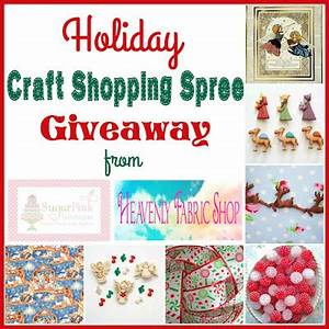 Sew Can Do Small Business Saturday Great Fabric Craft