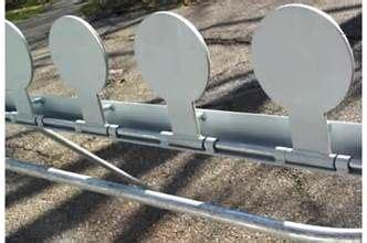 homemade steel targets   ideas shooting targets shooting range
