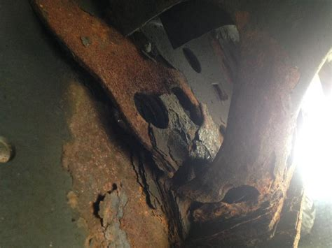 frame rust toyota bent tundra issues severe 2002 larger complaints