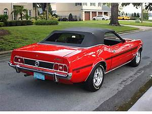 1973 Ford Mustang for Sale | ClassicCars.com | CC-1129123